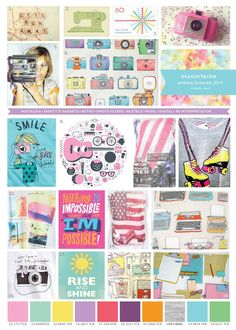 Emily Kiddy: Girls Trend - Spring Summer 2014 - Imagination colour, trend 2014, summer 2014, girl trend, color, spring summer, emili kiddi, inspir, kid trend