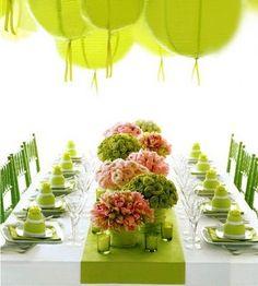 Flowers, flowers, flowers...