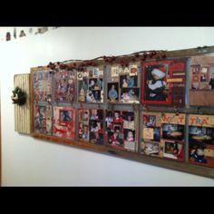 scrapbook scrapbook, crafti ideasscrapbook, scrapbook pages, old doors, display scrapbook