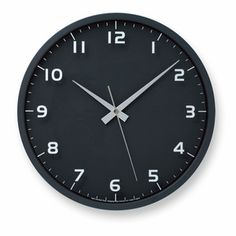 Nine Clock Black now featured on Fab.