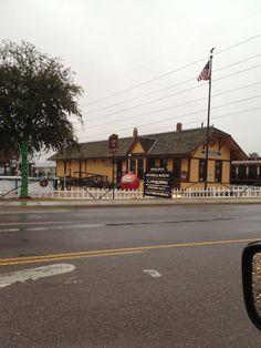 train depot