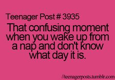 I have to admit... this happen a lot!