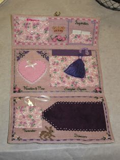 With Needle and Thread: Stitching at Rosebud's