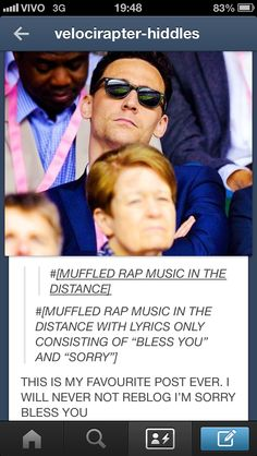 Haha Tom!!