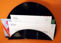 Vintage mail holder anyone??