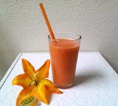 Berry Orange Mango Tango Smoothie