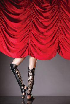 Women's Fashion: Curtain Call (Salvatore Ferragamo)