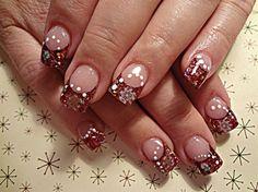 Christmas - Nail Art Gallery by nailsmag.com
