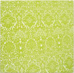 Sara Eichner-'green wallpaper'-Sears-Peyton Gallery