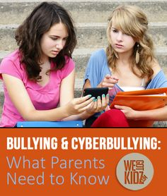 A must-read piece - Here's everything you need to know about the ever-growing trend of cyberbullying and what it could mean for your child. #bullying #cyberbullying #kids
