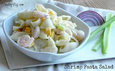 Shrimp Pasta Salad - A Family Favorite
