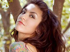 Monna - Chilean Suicide Girl