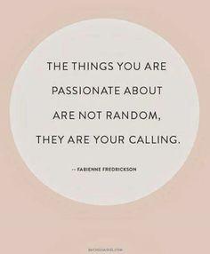 inspir, follow your passion