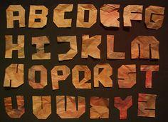 Krafty #typography