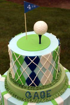 golf courses, birthday parties, golf cakes, golf party, groom cake, themed cakes, little boy birthday, golf theme, birthday cakes