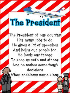 A poem for President's Day1