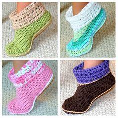craft, slippersboot cuff, fashion center, crochet slippersboot, download crochet, kids, crochet patterns, boots, cuf boot