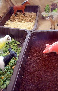 small-world sensory farm