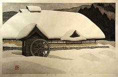 OHTSU,Kazuyuki[Snow in village]