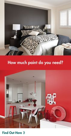 you can work out exactly how much paint you ll need for any size. Black Bedroom Furniture Sets. Home Design Ideas