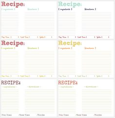 Last year, the absolute favorite gift I gave was thecustom cookbook I made forHeather. I liked it so much, I wanted to keep it for myself! In fact, I have one or two more in the works for holiday and birthday gifts down the line. To make things a little easier on myself, I've designed some