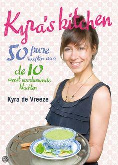 Recensie Kyra's Kitchen+ GIVE-AWAY!   De Groene Keuken