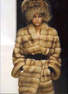 Superb fur