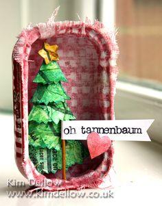 'Christmas In A Sardine Tin'