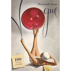 Postcards from Vogue: 100 Iconic Covers - compiled by Vogue Editors. Out now with #ParticularBooks - http://www.penguin.co.uk/nf/Search/QuickSearchProc/1,,particular%20books,00.html?id=particular%20books