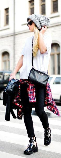 Rock 'n' Roll Style ☆  Victoria Törnegren