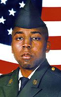 Army Spc. Joseph D. Suell  Died June 16, 2003 Serving During Operation Iraqi Freedom  24, of Lufkin, Texas; assigned to Headquarters and Headquarters and Service Battery, 5th Battalion, 3rd Field Artillery Regiment, Fort Sill, Okla.; killed June 16 in Todjie, Iraq. He died from a non-combat related cause.