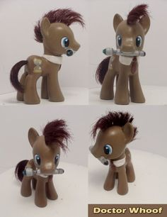 Doctor Whoof/Doctor Whooves.