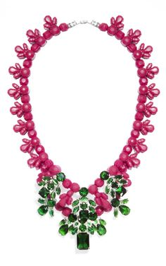 EK THONGPRASERT Savoy Affair Necklace