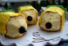 Pencil Cakes