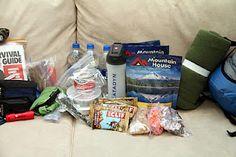 72 hour winter survival kit