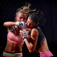 Women's MMA They Bring It !