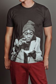 The PB & Crack T-Shirt. HA!