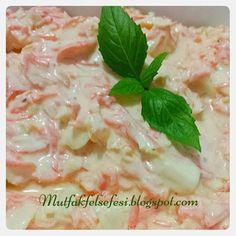 MUTFAK FELSEFESİ: Lahana salatasi