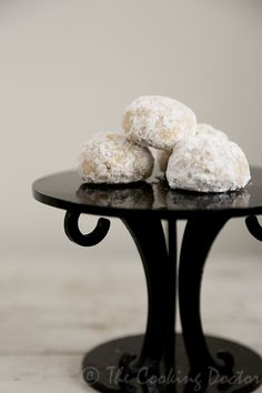 Mexican Wedding Cookies Recipe