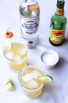 Ginger Beergaritas | 31 Glorious Game Day Snacks You Need In Your Life