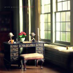 Art Institute of Chicago - Thorne miniature rooms