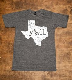 Texas Y'all Shirt | Hillcrest Waterbugs | Bourbon & Boots