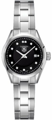 TAG Heuer Women's WV1410.BA0793 Carrera Diamond Watch  $1,995.00
