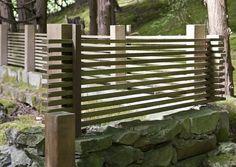 Portland Japanese Garden - Fence by jeremyfelt, via Flickr