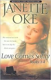 The Janette Oke series - good books and they made a great series of movies for Hallmark
