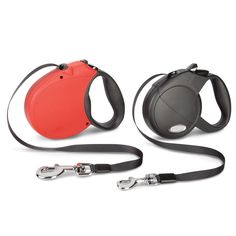 The Best Retractable Dog Leash - Hammacher Schlemmer