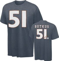Dick Butkus Chicago Bears Navy Hall Of Fame Name & Number Tee by Dunbrooke/Reebok, http://www.amazon.com/dp/B006MTIZ96/ref=cm_sw_r_pi_dp_siwqrb18G01T7