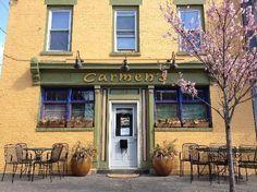 We love Carmen's Cafe! hous kitchen, carmen cafe, mous hous