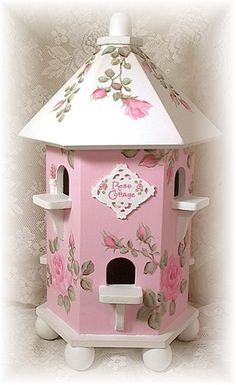 Shabby and sweet Rose Cottage House