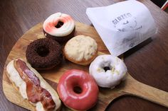 Glazed and Infused Donuts Chicago (in paper bag)